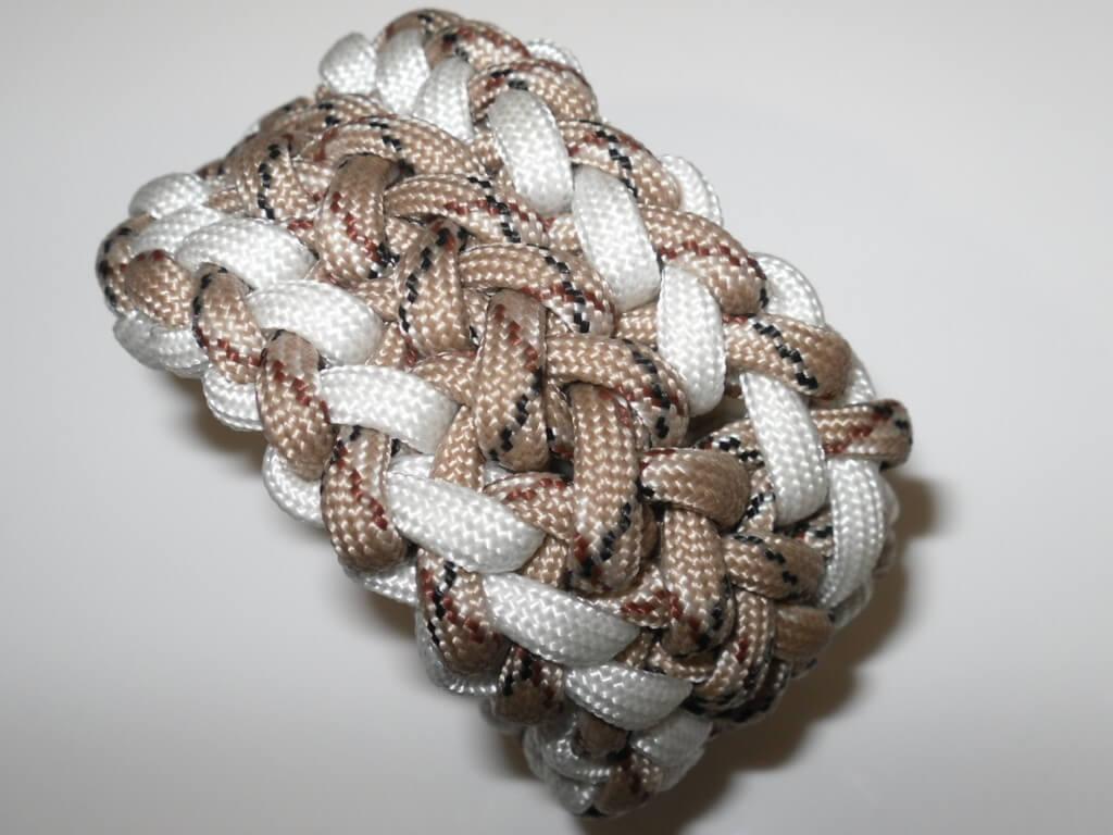 """Berühmt Paracord Armband selber machen - Triple Wide Zipper"""" hat es in sich AG27"""