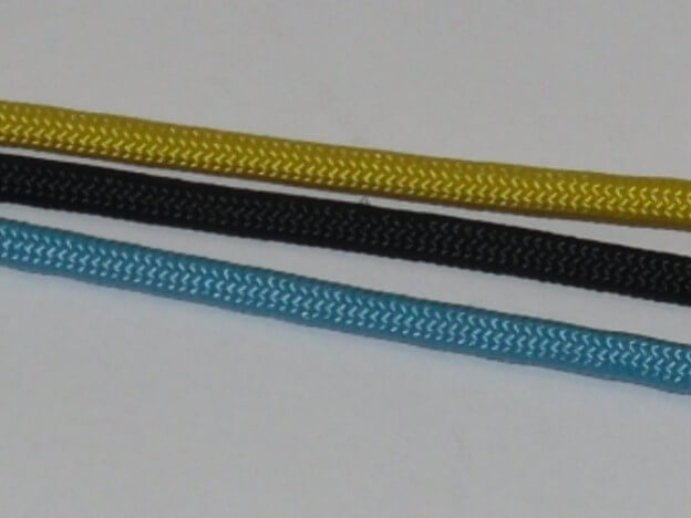 "Paracord Armband 3 farbig – das ""Easy Color"""