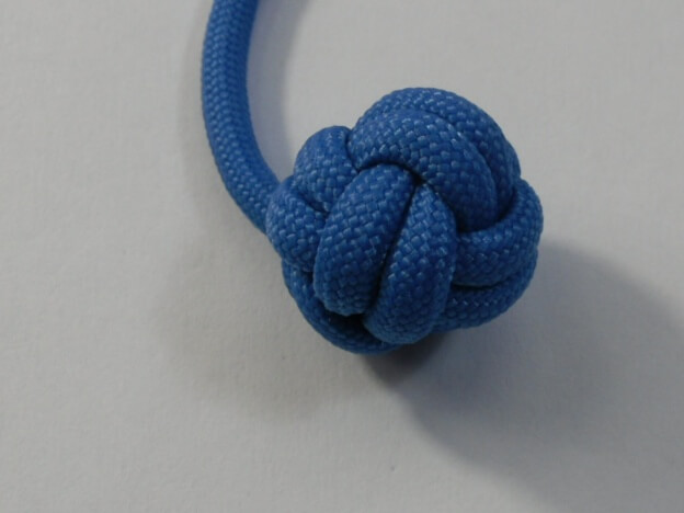 Paracord Ball Anleitung – Paracord Beads